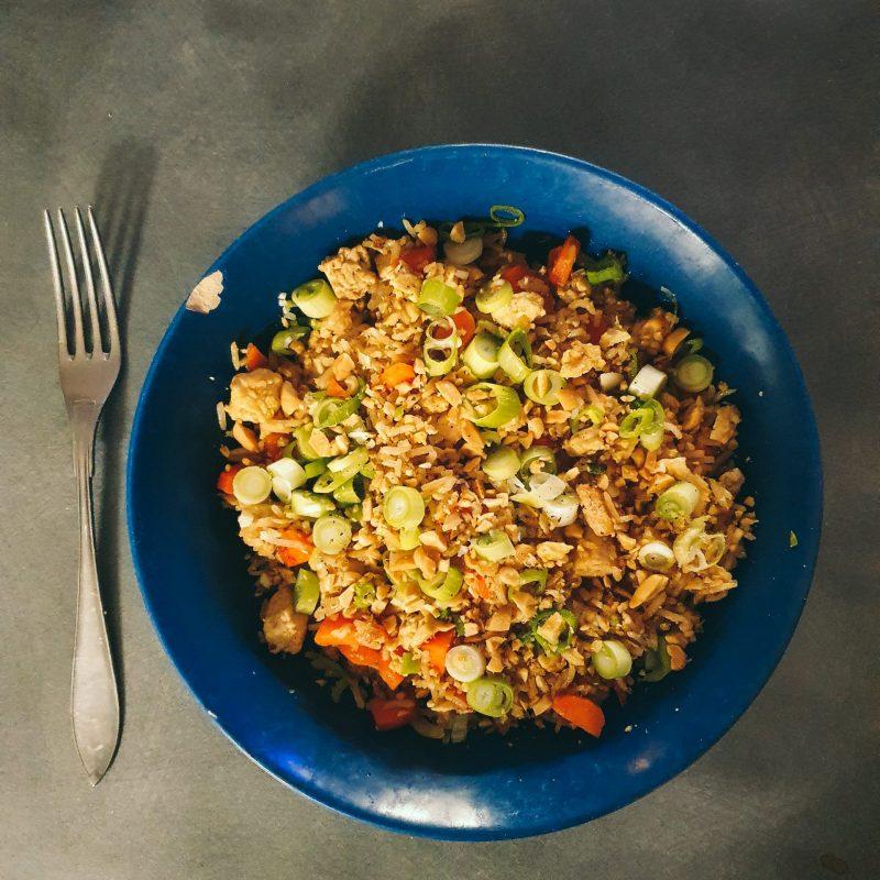 fried rice - Robert Lundberg